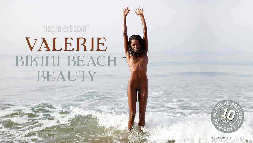 Hegre-Art Valerie Bikini Beach Beauty