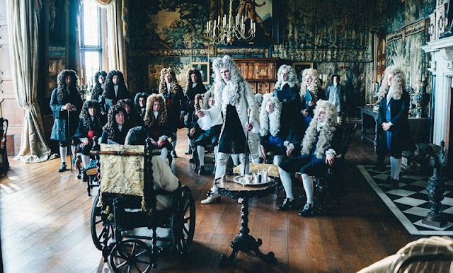Favoritka (The Favourite) – Recenze