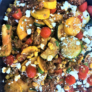 Chorizo Skillet Dinner