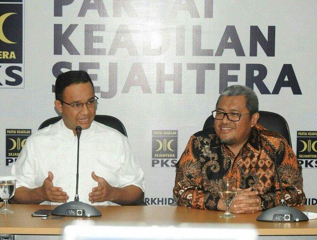 Mardani Ali Sera Bikin Polling Anies-Aher untuk Pilpres 2019, Ini Hasilnya