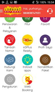 Cara Mendapatkan kuota 1 GB Dari myCare Indosatooredoo