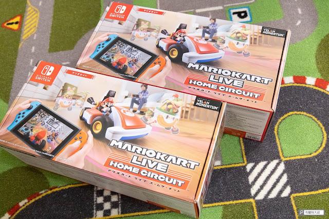 【遊戲】任天堂 AR 競速玩起來《瑪利歐賽車實況:家庭賽車場》 - 《瑪利歐賽車》的忠實粉絲一定要入手啦!