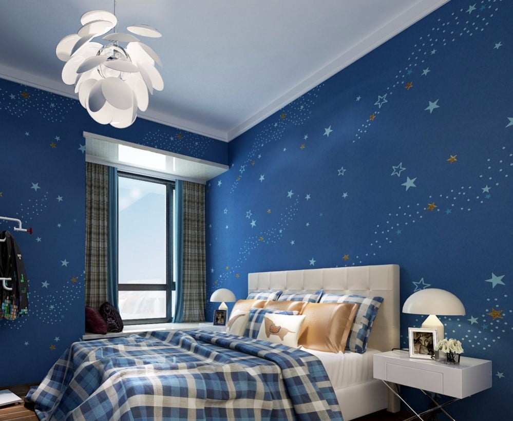 Desain Warna Cat Kamar Tidur - Metode Pelaksanaan Bangunan