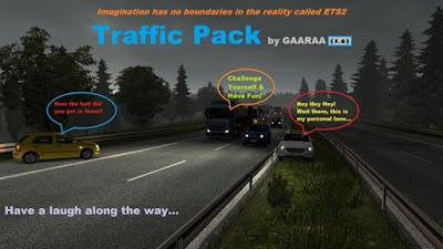 Traffic Pack by GAARAA - Versi 1.6