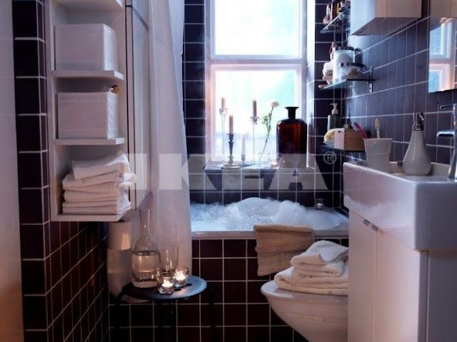 5 By 8 Bathroom Design