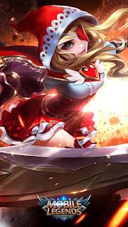 Ruby Little Red Hood Heroes Fighter of Skins V3