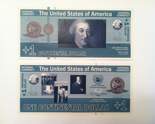 Christmas Currency 2017 New Us Notes