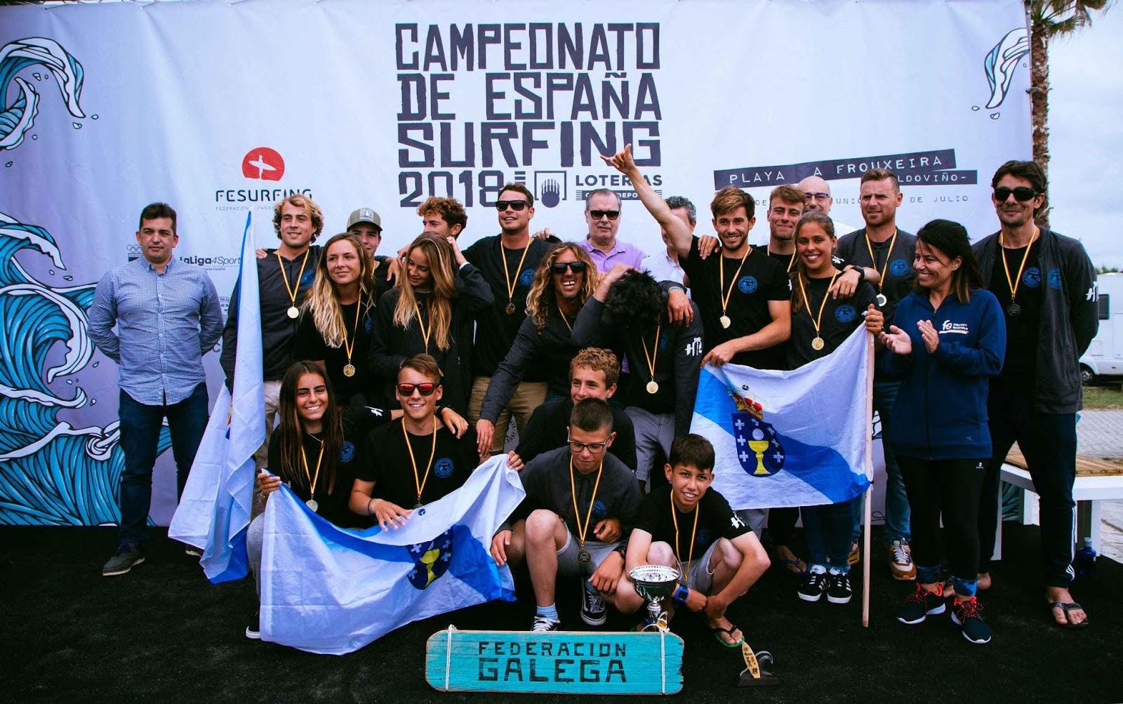 campeonato espana surf galicia