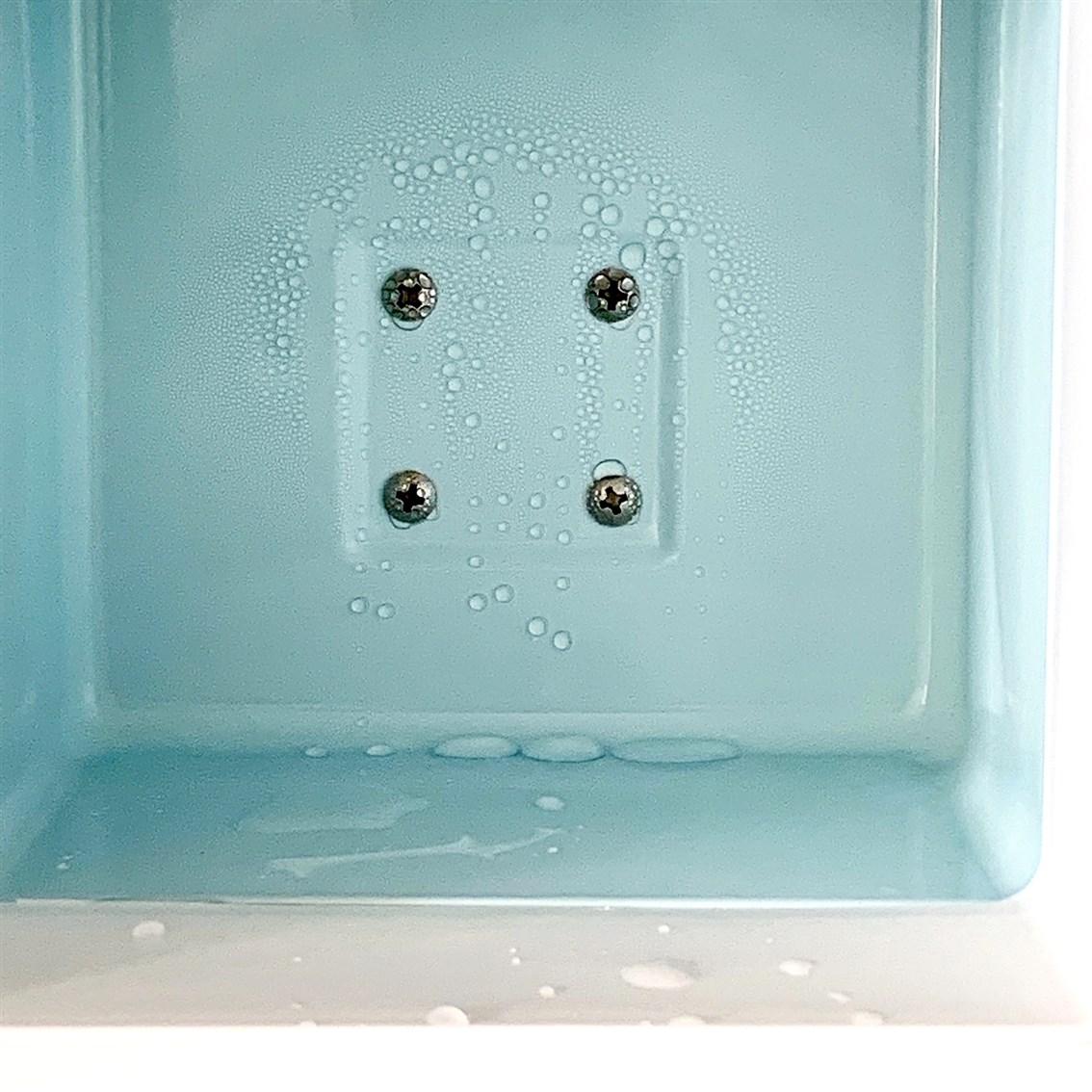 Coldy Mini lodówka na kosmetyki wady
