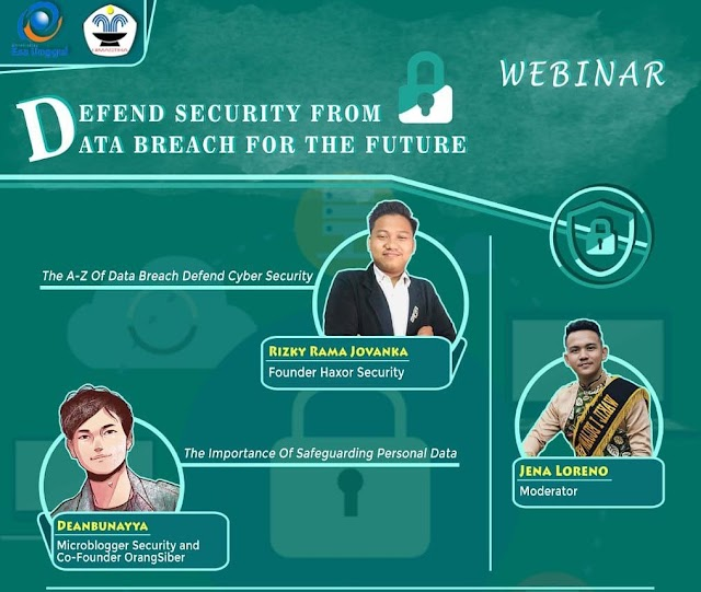 Webinar: Defend Security From Data Breach For The Future