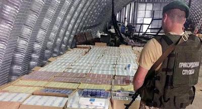Зеленский объявил о санкциях против первой десятки контрабандистов