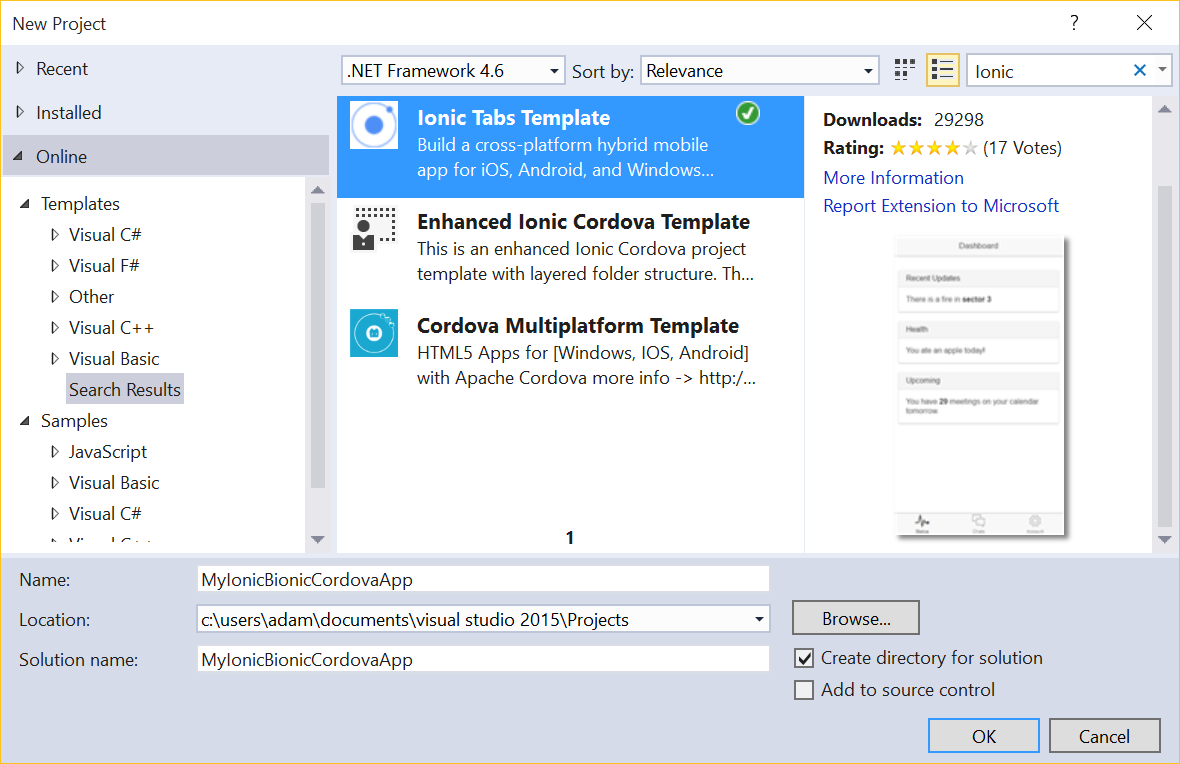 Adam Tuliper's Development Tips: Visual Studio Tools for Apache