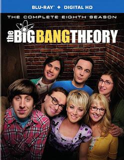 The Big Bang Theory – Temporada 8 [2xBD25] *Con Audio Latino