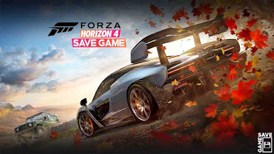 forza horizon 4 save game pc