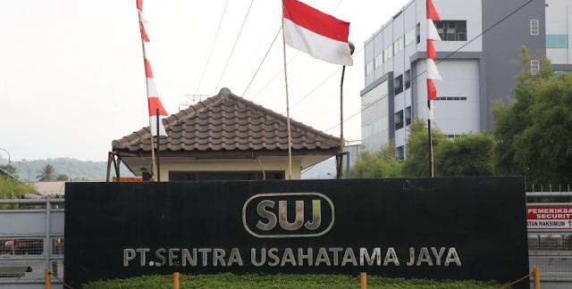 Lowongan Kerja PT Sentra Usahatama Jaya (SUJ) Cilegon