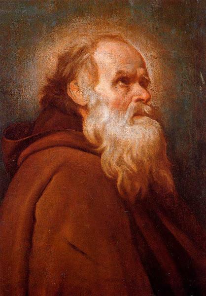 Диего Веласкес - Святой Антоний (1638)