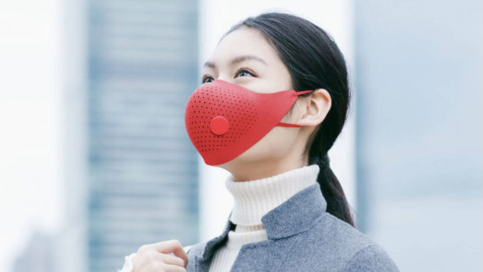 Masker Anti Polusi dari Xiaomi Harga 130ribuan