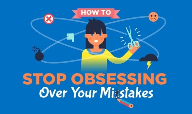 How to Stop Taking Your Mistakes Seriously