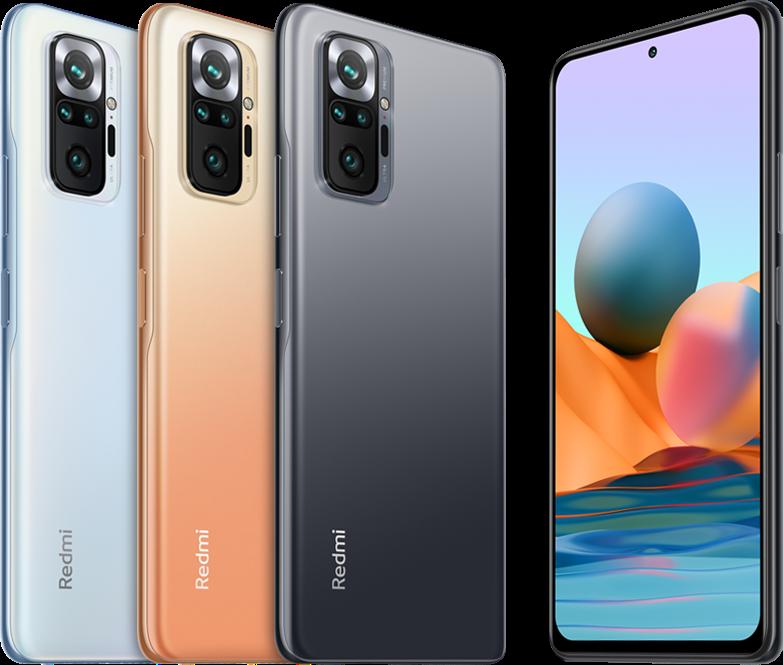 Xiaomi annuncia i nuovi Redmi Note 10, 10S, 10 Pro e 10 5G