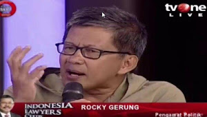 Rocky Gerung: Presiden Juga Nggak Ngerti Pancasila? Hafal Tapi Nggak Paham