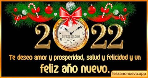 ▷ Mensajes para el año nuevo 2022 【º‿º】