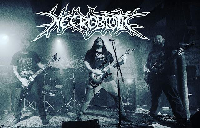 "Necrobiotic: confirmada no festival ""Franca Metal Fest 2018"""