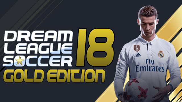 Download DLS 18 Android Dream League Soccer 2018 Gold Edition Apk Data