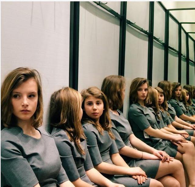 Κανείς δεν μπορεί να βρει πόσες κοπέλες είναι σε αυτή τη φωτογραφία – Εσείς πόσες βλέπετε;