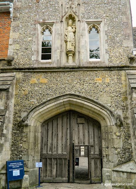 Winchester College - Inglaterra