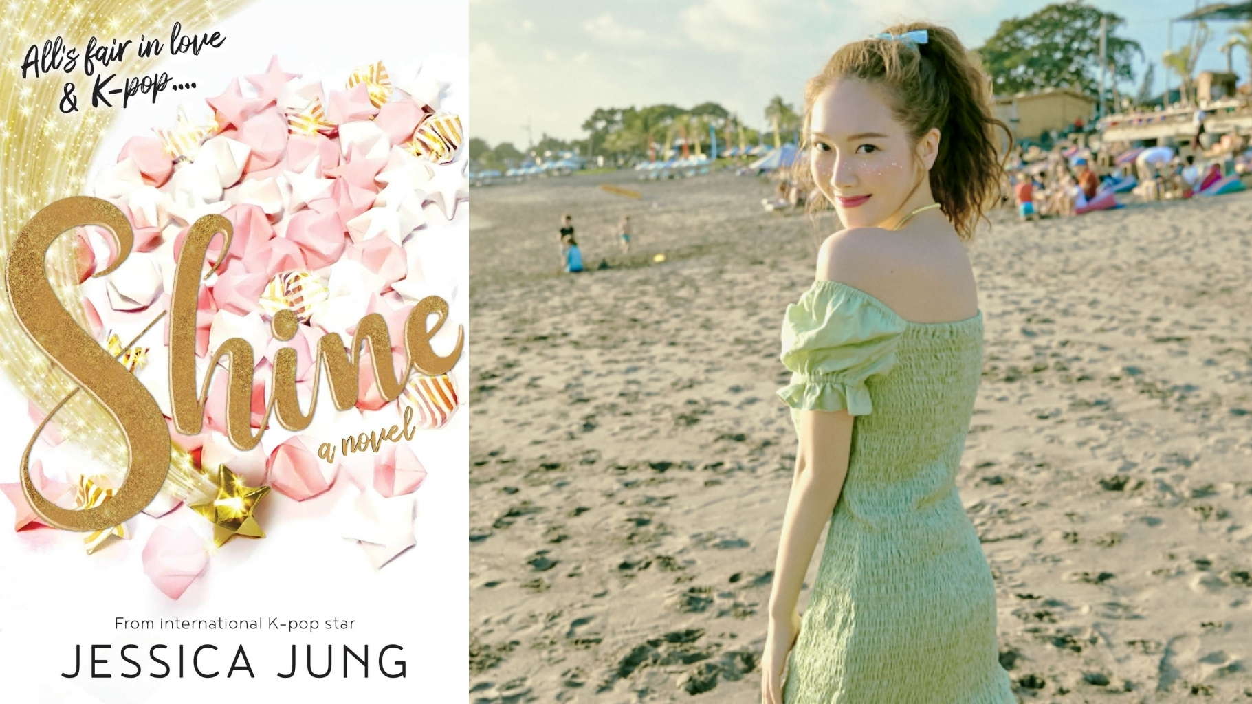 """Jessica Jung's First Novel """"Shine"""" Enters New York Times Best Sellers List"""