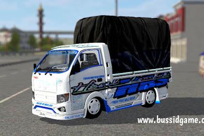Mod Mobil Pickup Isuzu Traga Different By Souleh Art