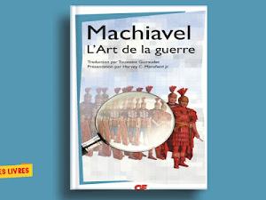 Télécharger : L'art de la guerre de Machiavel en pdf