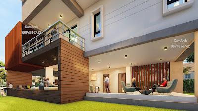 แบบบ้าน3ชั้น เจ้าของโครงการคุณพร้อมพันธ์  พงษ์พิบูล ที่ตั้งโครงการ เขตหนองจอก กทม.