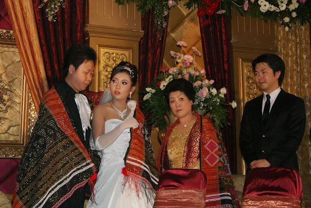 Pertukaran Prestasi Sebagai Simbol Perkawinan Adat Batak Toba