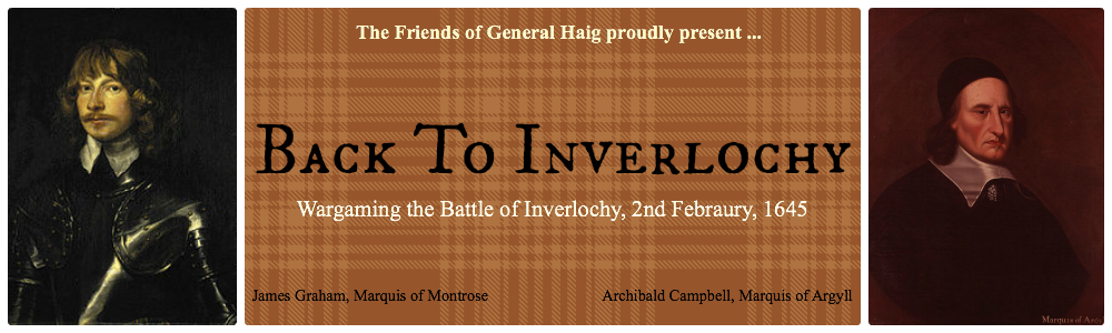 Back to Inverlochy 1645