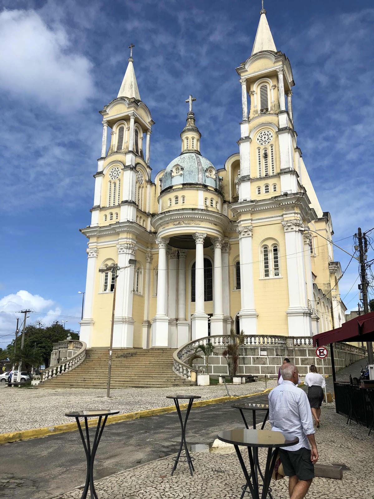 Catedral de São Sebastião - Ilhéus