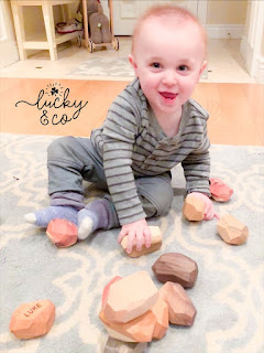 8 Great Gift Finds for Toddlers Found on Etsy! | Lucky & Co Life