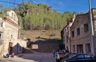 Benitandús, pedanía de Alcudia de Veo. Provincia de Castellón.