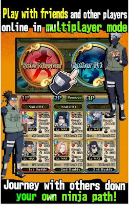 Ultimate Ninja Blazing APK6