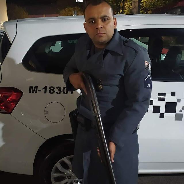 Policial militar  assassinado em São Paulo sera velado em Presidente Prudente