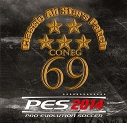 PES 2014 Classic All Stars Patch by CONEG69