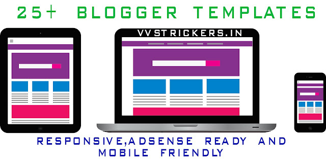 download blogger templates