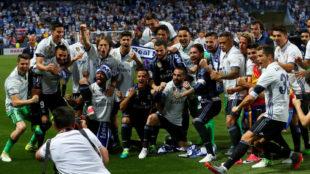 Tres años cumple nuestra última liga conseguida en Málaga