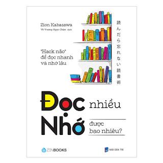 Đọc Nhiều Nhớ Được Bao Nhiêu? ebook PDF-EPUB-AWZ3-PRC-MOBI
