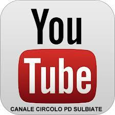 Canale YOU TUBE circolo PD