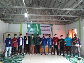 Tingkatkan Wawasan Organisasi Kader, SEPMI Sukabumi Gelar Upgrading
