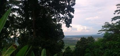 Gunung Roban Wisata Alam Kota Singkawang Kalbar