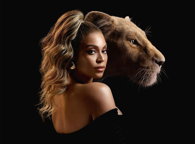 Mr Eazi, Shatta Wale, Yemi Alade, Tiwa Savage, others featured on 'The Lion King: The Gift' curated by Beyonce