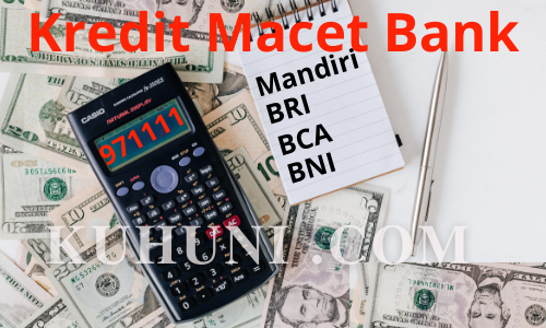 Kredit Macet Bank Tahun 2020
