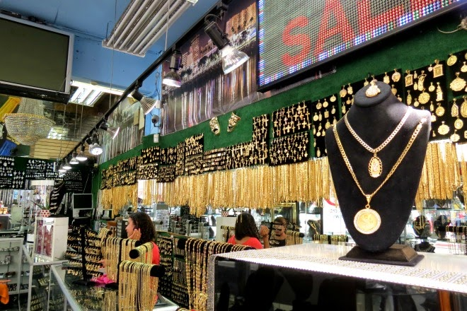 The Santee Alley California Mirage Jewelry